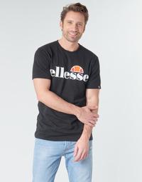 Odjeća Muškarci  Majice kratkih rukava Ellesse SL  PRADO Crna