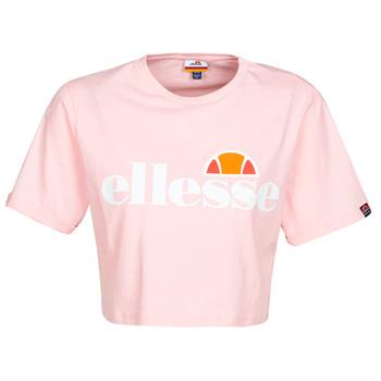 Odjeća Žene  Majice kratkih rukava Ellesse ALBERTA Ružičasta