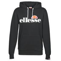 Odjeća Žene  Sportske majice Ellesse PICTON Crna