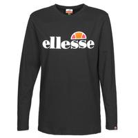Odjeća Žene  Majice dugih rukava Ellesse GRAZIE Crna