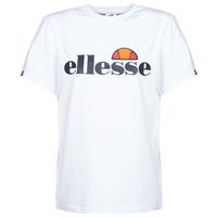 Odjeća Žene  Majice kratkih rukava Ellesse ALBANY Bijela