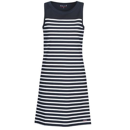 Odjeća Žene  Kratke haljine Armor Lux YITINE Bijela