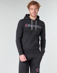 Odjeća Muškarci  Sportske majice Champion 214183 Crna