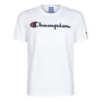 Odjeća Muškarci  Majice kratkih rukava Champion 214194 Bijela