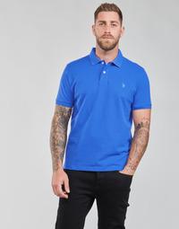 Odjeća Muškarci  Polo majice kratkih rukava U.S Polo Assn. INSTITUTIONAL POLO Blue