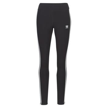 Odjeća Žene  Tajice adidas Originals 3 STR TIGHT Crna