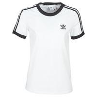 Odjeća Žene  Majice kratkih rukava adidas Originals 3 STR TEE Bijela