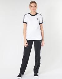 Odjeća Žene  Donji dio trenirke adidas Originals FIREBIRD TP Crna