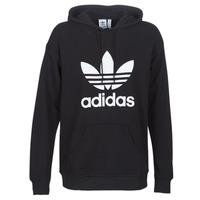 Odjeća Žene  Sportske majice adidas Originals TRF HOODIE Crna