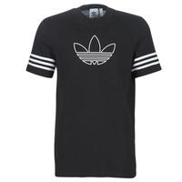 Odjeća Muškarci  Majice kratkih rukava adidas Originals OUTLINE TEE Crna