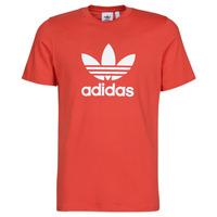 Odjeća Muškarci  Majice kratkih rukava adidas Originals TREFOIL T-SHIRT Red / Luxuriant