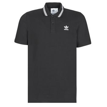Odjeća Muškarci  Polo majice kratkih rukava adidas Originals PIQUE POLO Crna