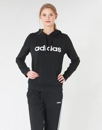 Odjeća Žene  Sportske majice adidas Performance E LIN OH HD Crna