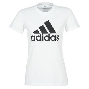 Odjeća Žene  Majice kratkih rukava adidas Performance BOS CO TEE Bijela
