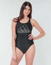 Odjeća Žene  Jednodijelni kupaći kostimi adidas Performance FIT SUIT BOS Crna