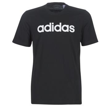 Odjeća Muškarci  Majice kratkih rukava adidas Performance E LIN TEE Crna