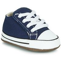 Obuća Djeca Visoke tenisice Converse Chuck Taylor First Star Canvas Hi Blue