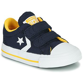 Obuća Dječak  Niske tenisice Converse STAR PLAYER 2V VARSITY CANVAS Blue