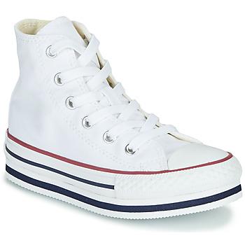 Obuća Djevojčica Visoke tenisice Converse CHUCK TAYLOR ALL STAR PLATFORM EVA EVERYDAY EASE Bijela