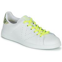 Obuća Žene  Niske tenisice Victoria TENIS PIEL FLUO Bijela / Žuta