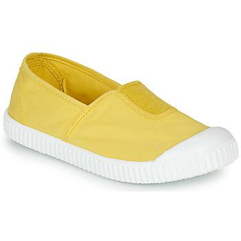 Obuća Djevojčica Niske tenisice Victoria CAMPING TINTADO Žuta