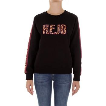 Odjeća Žene  Sportske majice Kejo KW20-609W Nero