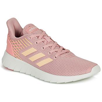 Obuća Žene  Running/Trail adidas Performance ASWEERUN Ružičasta