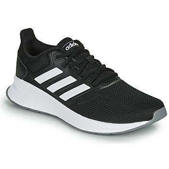 Obuća Žene  Running/Trail adidas Performance RUNFALCON Crna / Bijela