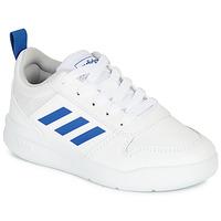 Obuća Dječak  Niske tenisice adidas Performance TENSAUR K Bijela / Blue