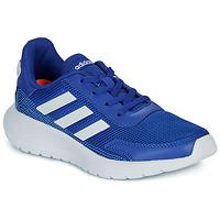 Obuća Dječak  Niske tenisice adidas Performance TENSAUR RUN K Blue / Bijela
