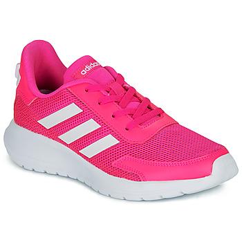 Obuća Djevojčica Niske tenisice adidas Performance TENSAUR RUN K Ružičasta / Bijela