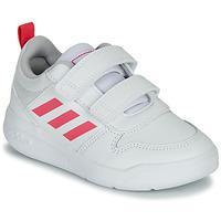 Obuća Djevojčica Niske tenisice adidas Performance TENSAUR C Bijela / Ružičasta