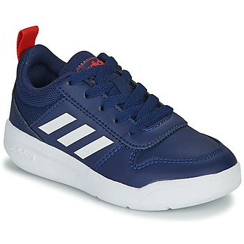 Obuća Djeca Niske tenisice adidas Performance TENSAUR K Blue / Bijela