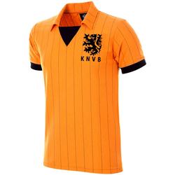 Odjeća Muškarci  Majice kratkih rukava Copa Football Maillot rétro Pays-Bas 1983 orange