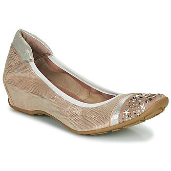 Obuća Žene  Balerinke i Mary Jane cipele Mam'Zelle FETE Nude
