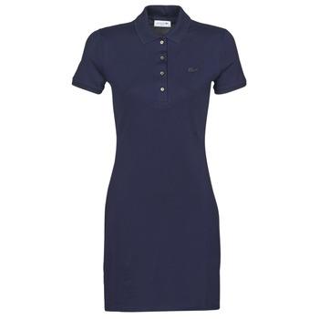 Odjeća Žene  Kratke haljine Lacoste SOLENE Blue