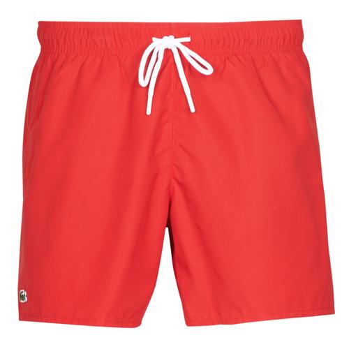 Odjeća Muškarci  Kupaći kostimi / Kupaće gaće Lacoste JEANNAH Red