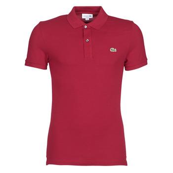 Odjeća Muškarci  Polo majice kratkih rukava Lacoste PH4012 SLIM Bordo