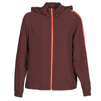 Odjeća Žene  Sportske majice Lacoste AMINA Bordo