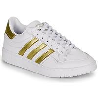 Obuća Žene  Niske tenisice adidas Originals MODERN 80 EUR COURT W Bijela / Gold