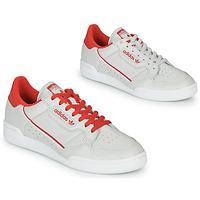 Obuća Niske tenisice adidas Originals CONTINENTAL 80 Bež / Red
