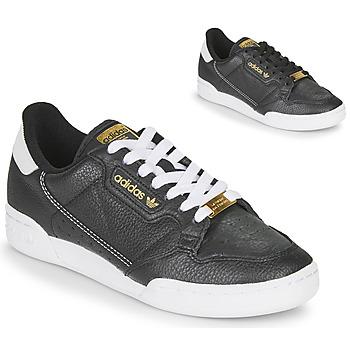 Obuća Žene  Niske tenisice adidas Originals CONTINENTAL 80 Crna