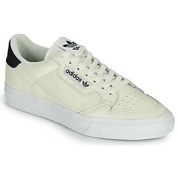 Obuća Niske tenisice adidas Originals CONTINENTAL VULC Bež