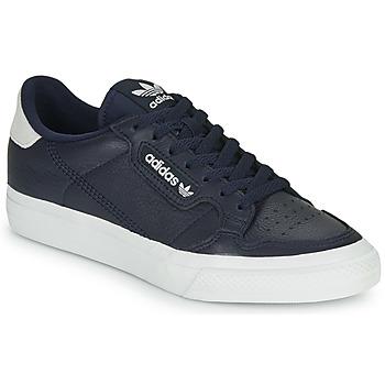Obuća Niske tenisice adidas Originals CONTINENTAL VULC Blue