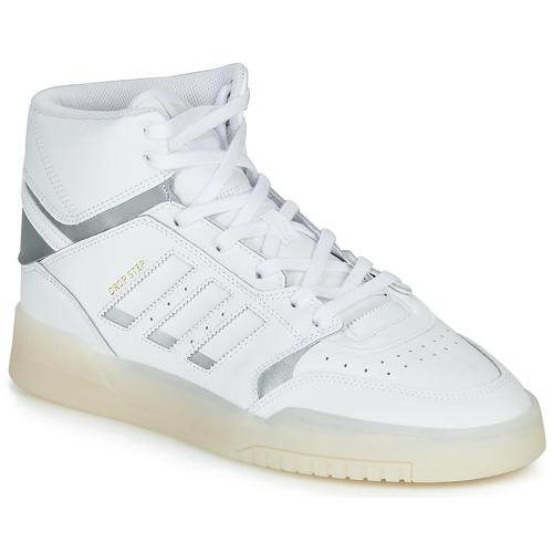 Obuća Muškarci  Visoke tenisice adidas Originals DROP STEP Bijela