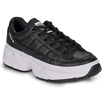 Obuća Žene  Niske tenisice adidas Originals KIELLOR W Crna
