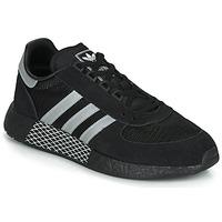 Obuća Niske tenisice adidas Originals MARATHON TECH Crna / Bijela