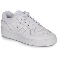 Obuća Žene  Niske tenisice adidas Originals RIVALRY LOW W Bijela