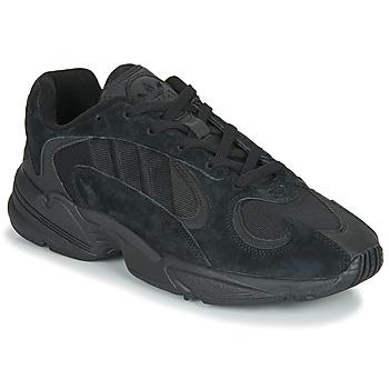 Obuća Muškarci  Niske tenisice adidas Originals YUNG 1 Crna
