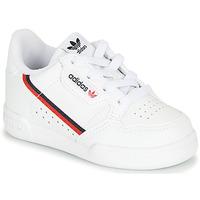 Obuća Djeca Niske tenisice adidas Originals CONTINENTAL 80 I Bijela